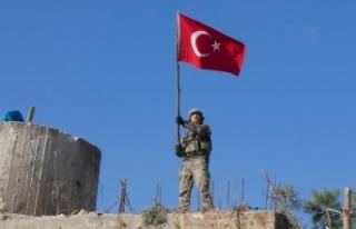 'Zeytin Dalı Harekatı YPG/PKK'nın siyasi...