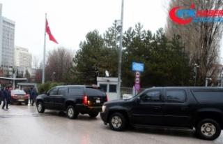 ABD heyeti Ankara'da Suriye'den çekilmeyi...
