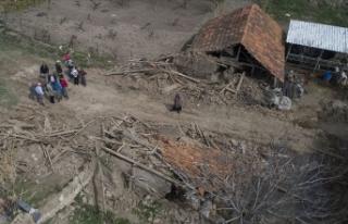Acıpayam'da depremin ardından 375 artçı sarsıntı...