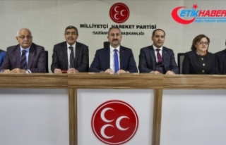 Adalet Bakanı Gül: İnşallah bu seçimleri kazanan...