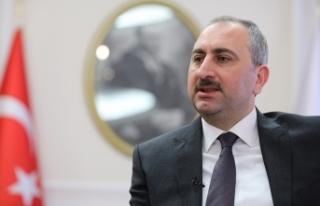 Adalet Bakanı Abdulhamit Gül: Yargı reformu belgemizi...