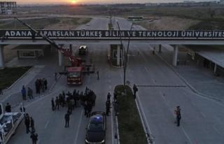 Adana Alparslan Türkeş Bilim ve Teknoloji Üniversitesinin...