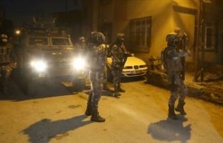 Adana'da terör propagandası operasyonu: 12...