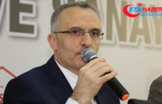 Ağbal: Türkiye ekonomisi daha da büyüyecektir