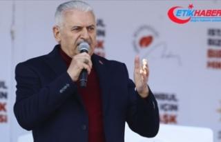 AK Parti İBB Adayı Yıldırım: İstanbul'da...
