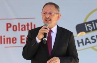 AK Parti Ankara Büyükşehir Belediye Başkan Adayı...