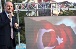 AK Parti Genel Başkanvekili Kurtulmuş: 31 Mart'ta...