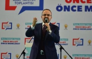 AK Parti Grup Başkanvekili Turan: Seçimlerde İstanbul,...