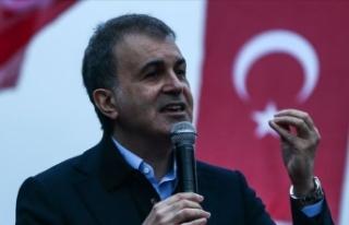 AK Parti Sözcüsü Çelik: Cumhurbaşkanımız Türkiye...