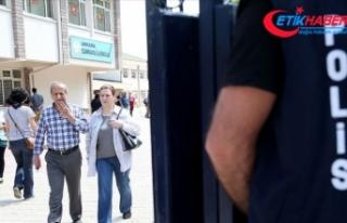 Ankara'da seçim güvenliği için 22 bin personel...