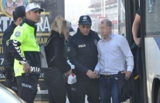 Ankara'da belediye otobüsünde taciz iddiasına...