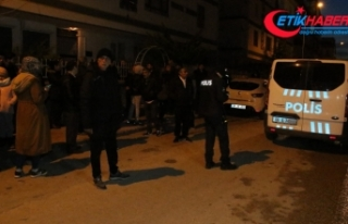 Ankara'da bir bina tahliye edildi