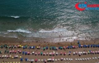 """Antalya'da turist hedefi 20-25 milyonlara..."