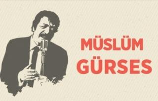 'Arabeskin Babası Müslüm Gürses'