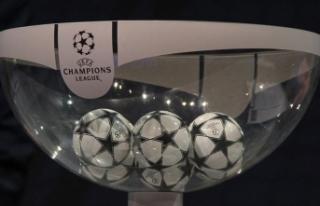 Avrupa futbolunda çeyrek final eşleşmeleri belli...