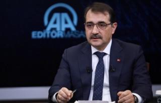 Bakan Dönmez: Adana'da ikinci bir kuyuda sondaja...