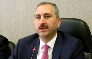 Bakan Gül duyurdu: Nöbetçi noterlik 6 Nisan'da...