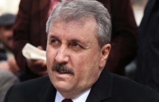 BBP Genel Başkanı Destici: S-400'lerin alınması...