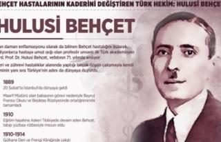 Behçet hastalarının kaderini değiştiren Türk...
