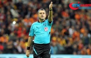 Beşiktaş-Konyaspor maçının VAR'ı Bülent Yıldırım...