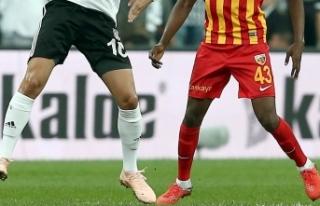 Beşiktaş ile Kayserispor 46. randevuda