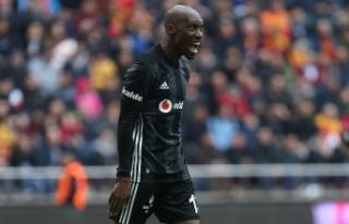 Beşiktaş'ın yıllara meydan okuyan ismi: Atiba...