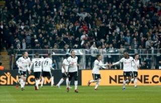 Beşiktaş sezonun ikinci yarılarında daha farklı