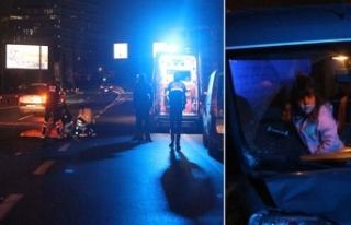 Beşiktaş'ta trafik kazası: 1 ölü, 1 ağır...
