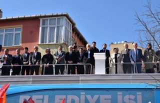 """Binali Yıldırım: """" 31 Mart'ta Sancaktepe'de..."""