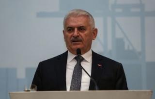 Binali Yıldırım: Bir Atatürk Kültür Merkezi...
