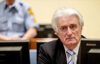 'Bosna Kasabı' Karadzic'e müebbet...