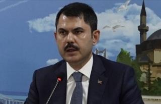 Çevre ve Şehircilik Bakanı Kurum: Depremler kentsel...
