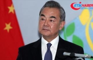 Çin Dışişleri Bakanı Vang Yi: Çin-ABD ticaret...