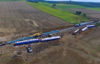 Çorlu'daki tren kazasıyla ilgili iddianame...