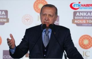 Cumhurbaşkanı Erdoğan: Hemşirelerimizin 3600 ek...