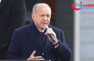 Cumhurbaşkanı Erdoğan: Siz söylemezseniz biz ilan...