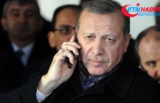 Cumhurbaşkanı Erdoğan'dan Karamollaoğlu'na...