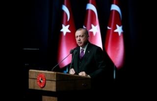 Cumhurbaşkanı Erdoğan: Martta çiftçilere 3 milyar...