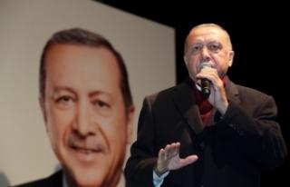 """Cumhurbaşkanı Erdoğan: """"Milletin hayrına hangi..."""
