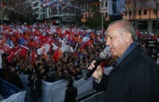 Cumhurbaşkanı Erdoğan: Terör örgütleri konusunda...