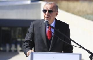 Cumhurbaşkanı Erdoğan: Troya Müzesi Çanakkale'yi...