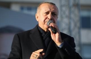 Cumhurbaşkanı Erdoğan: Türkiye'de devşirme...