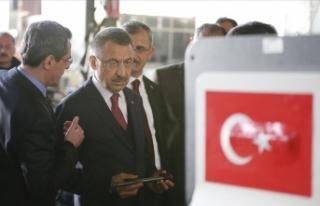 Cumhurbaşkanı Yardımcısı Fuat Oktay: Terör örgütlerini...