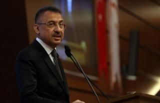 Cumhurbaşkanı Yardımcısı Oktay: Türkiye, Romanya'yı...