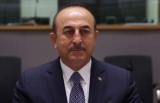 Dışişleri Bakanı Çavuşoğlu: AP'nin sağduyulu...