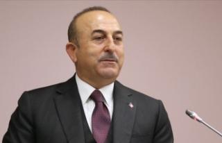 Dışişleri Bakanı Çavuşoğlu: ABD'nin cesaretlendirmesi...
