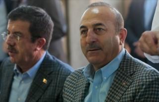 Dışişleri Bakanı Çavuşoğlu: Cumhur İttifakı'nı...