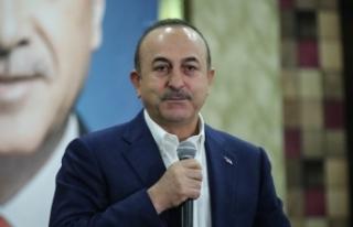 Dışişleri Bakanı Çavuşoğlu: Dış politikada...