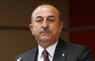Dışişleri Bakanı Çavuşoğlu: Fırat'ın...