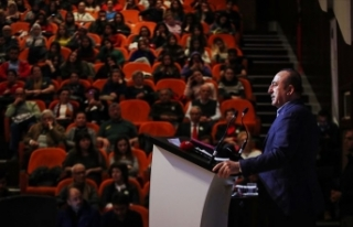 Dışişleri Bakanı Çavuşoğlu: Her şey değişiyor,...
